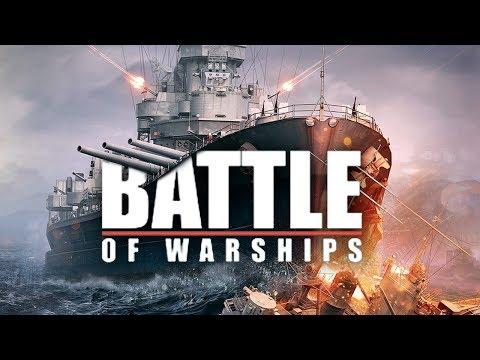 ЛУЧШИЕ МОРСКИЕ БОИ НА IPHONE -  Battle Of Warships