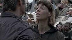 Simon Disobeys Negan's Orders & Kills Jadis' People ~ The Walking Dead 8x10