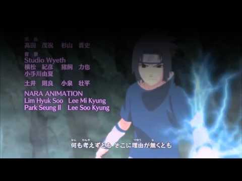 Naruto Shippuden Ending 27 1080p