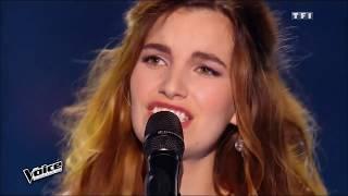 Я ВЛЮБИЛСЯ!!! Девушка со Скрипкой Поразила Зрителей и Судей! Шоу Голос. Слепые прослушивания.
