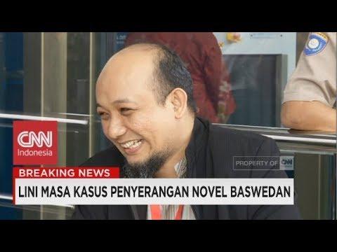 Perjalanan Kasus Penyerangan Novel Baswedan