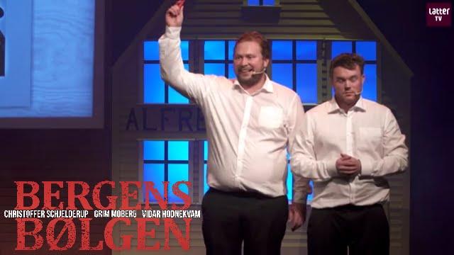 Bergensbølgen - Bølger fra Bergen, Verdens beste musikk