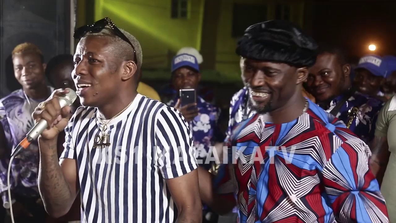 Download WATCH AS SMALL DOCTOR SINGS MALAIKA'S MUSIC AT ASHADE DAY 2020