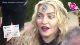 Die Queen of Pop ist sauer: Kein Madonna-Biopic!