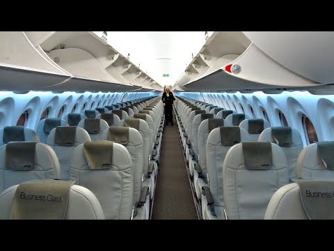 NEW CS300 TRIP REPORT | Air Baltic | Bombardier CS300 | Munich (MUC) - Riga (RIX)