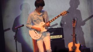 [Fancam] Jung Sungha Philippine Tour (CEBU) - Canon Rock