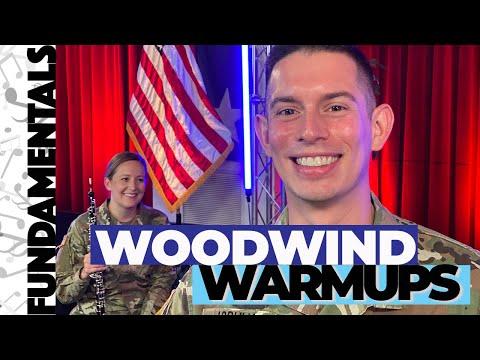 Easy U0026 Fun Woodwind Group Scale Warm-Up