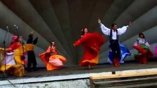Русалина и Цыганский ансамбль этнического танца и песни