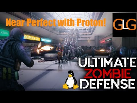 Near Perfect with Proton ~ Ultimate Zombie Defense  