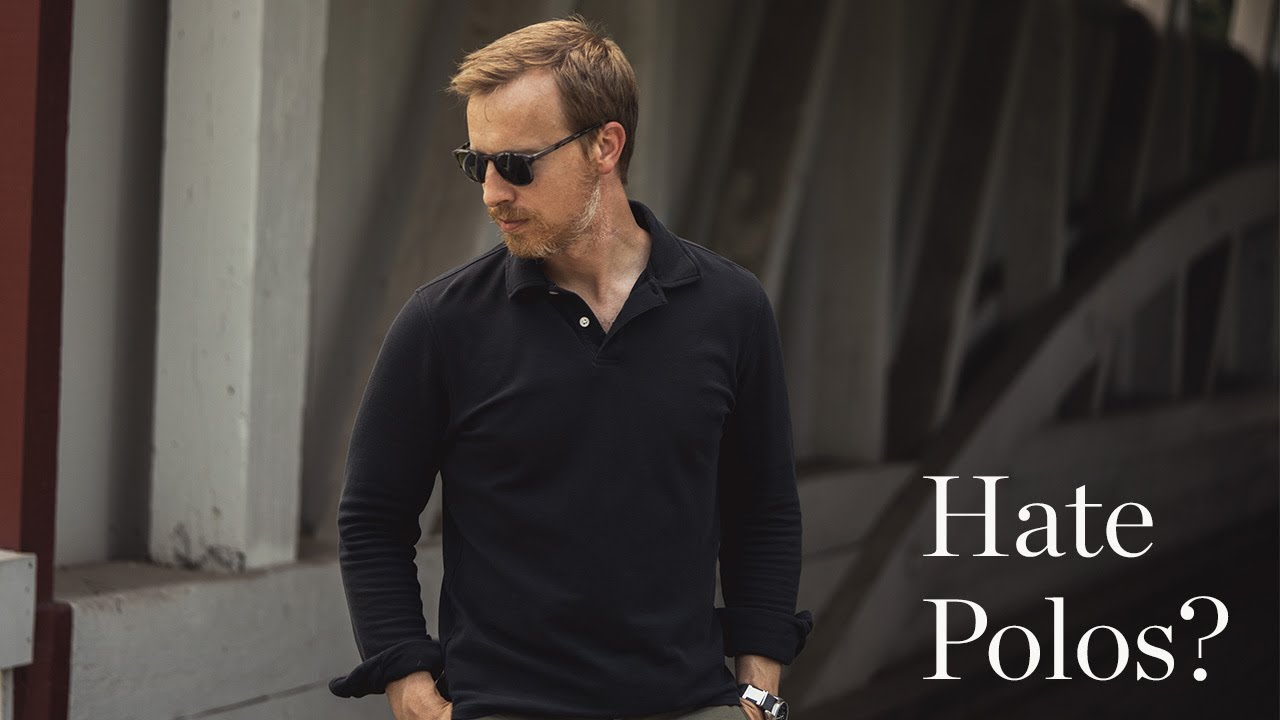 4 Tricks for Wearing Polos If They Make You Feel Like a Dork