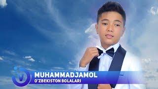 Muhammadjamol Shamsiddinov - O'zbekiston bolalari (music version) 2018