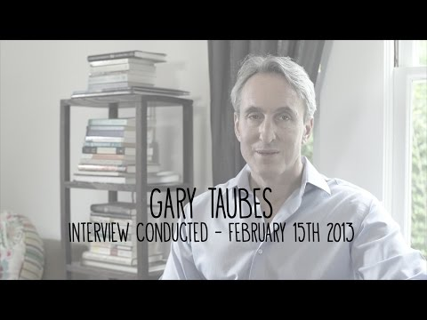 Full Gary Taubes interview from Carb-Loaded documentary (60 Min)