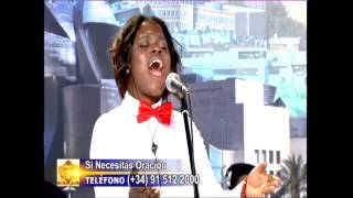 """MARAVILLOSO"" - YOU ARE A WONDER Sinach - Live in Spanish at TBN España"