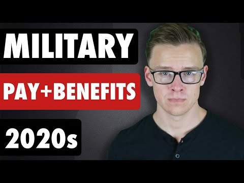 Is US Military Pay Worth It..? (Army, Navy, Airforce, Marine