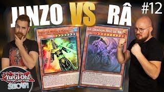 Deck Jinzo VS Deck RÂ !- Rage Of Râ (LED7) - YuGiShow 12