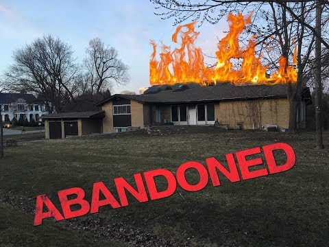 Abandoned 3,000,000 House in wealthy area suffered fire damage
