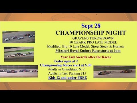 I-44 Speedway - 09/26/19