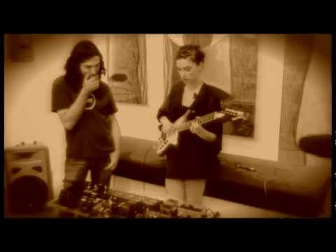 Annie Clark of St. Vincent / Eventide Stompboxes Part 1 of 2