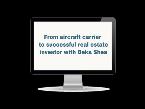 From Aircraft Carrier to Superstar Rehabber with Beka Shea