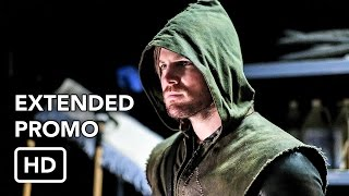 "Arrow 5x17 Extended Promo ""Kapiushon"" (HD) Season 5 Episode 17 Extended Promo"