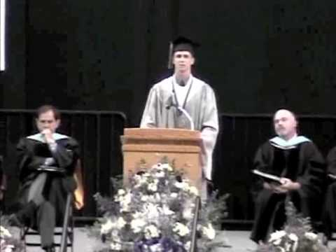 kyle pomerleau graduation speech