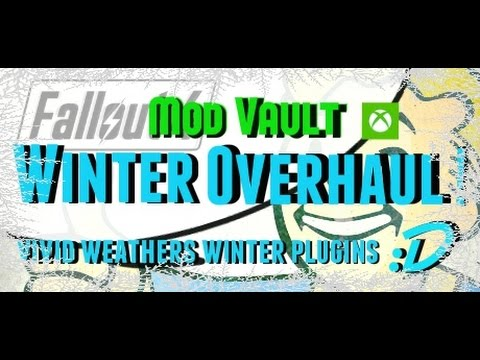Fallout 4 Console Mods: Winter Overhaul  for Console! :D ( + Vvivid Weathers Winter Plugins)