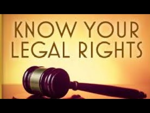 10 legal rights Every Woman must know|Rights of Woman|Basic Human Rights in law|by lawyer sowjanya