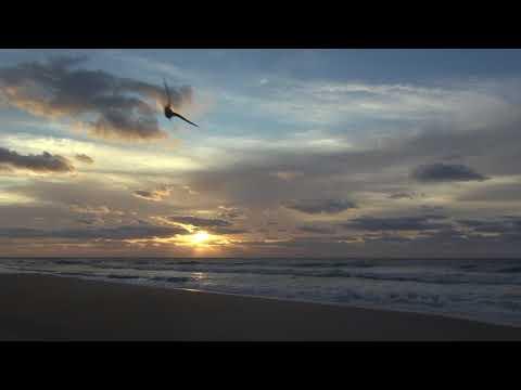 Outer Banks sunrise in Hatteras Village