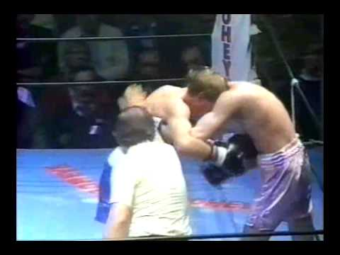 Lester Ellis v Barry Michael 12 July 1985 Festival Hall, Melbourne, Australia