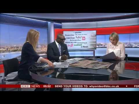 ALICE BAXTER  - (02  April 2013)  - WORLD BUSINESS REPORT