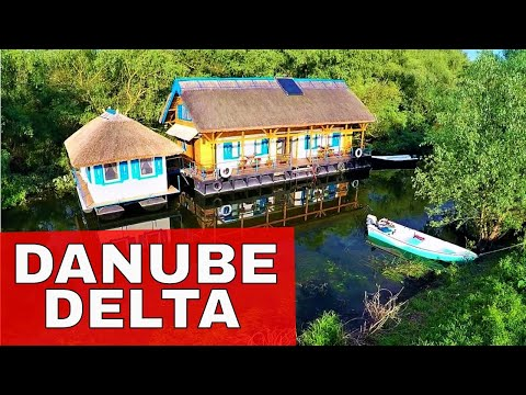Danube Delta -  Best natural places in Europe