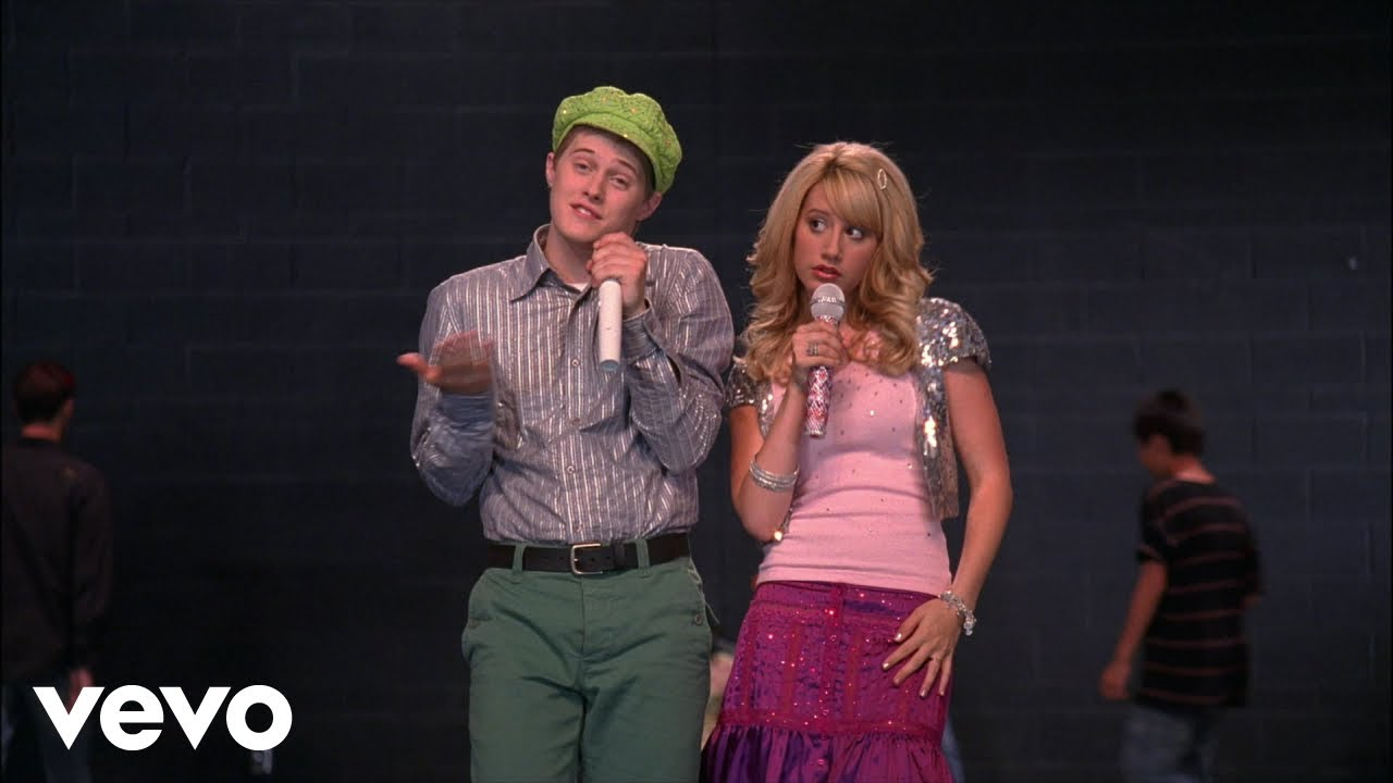 Ryan, Sharpay - What I've Been Looking For (From