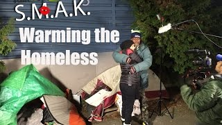 SMAK 5 - Warming the Homeless