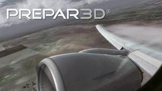 Установка Prepar3D + PMDG Aircrafts.