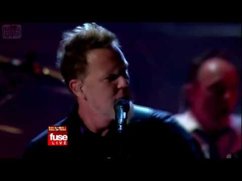 Metallica w/ Jason Newsted - Master of Puppets (Rock & Roll Hall of Fame induction 2009) [HD]