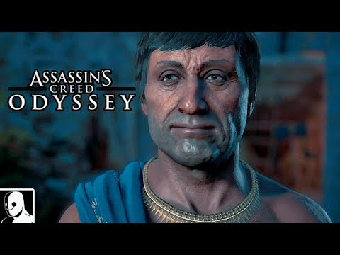 Assassins Creed Odyssey Gameplay German #8 - Der reiche Fremde - Lets Play Assassins Creed Deutsch