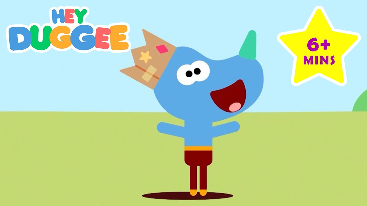 Hey Duggee TAG Time Duggee's Best Bits YouTube