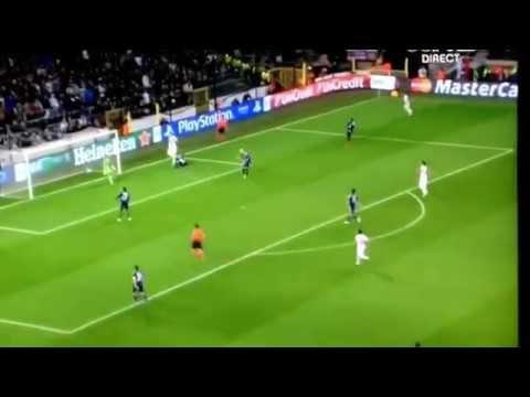 Zlatan Ibrahimovic PSG/Anderlecht 3-0 23/10