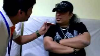 Ayub Bachchu‬ ( lead vocalist of ‪‎LRB - ‬ Love Runs Blind ) with Rj Animesh live on 91.9 Fri