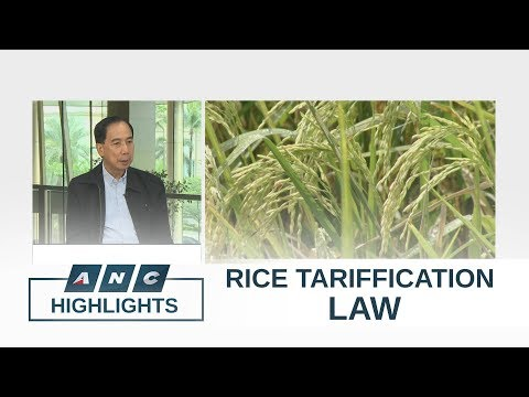DA: NFA to buy rice from local farmers at a higher P19/kilo | Early Edition