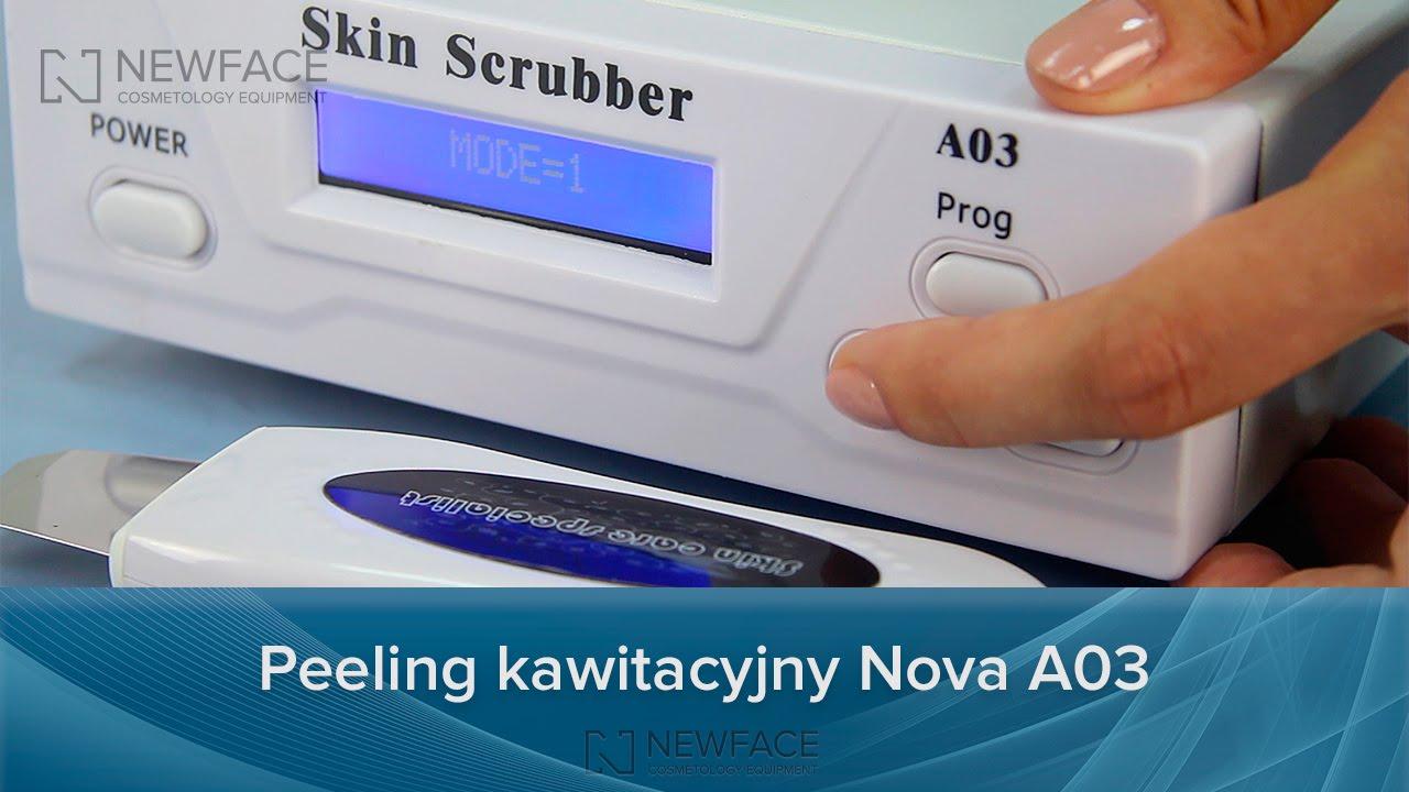 Urządzenie do peelingu kawitacyjnego NV-A03