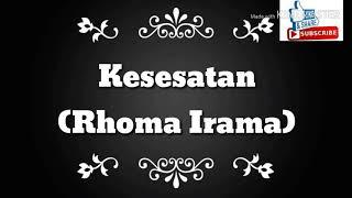 Karaoke Kesesatan (Rhoma Irama)