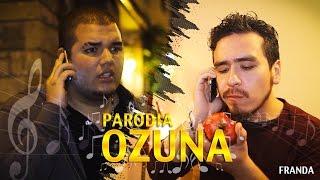 """PARODIA DE SI NO TE QUIERE - """"QUEDAMOS A LAS NUEVE"""" - FRANDA - 2016 - HD"""