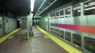 Railfanning Penn Station, New York, Feb 2010