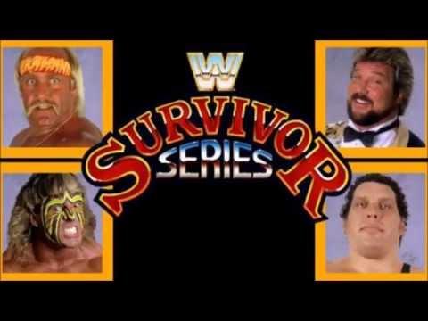 Kết quả hình ảnh cho Watch WWE Survivor Series 1989
