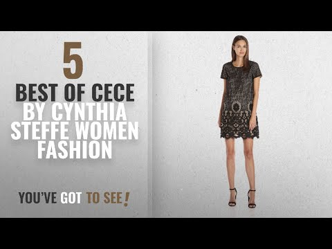 Cece By Cynthia Steffe Women Fashion [2018 Best Sellers]: CeCe by Cynthia Steffe Women's Kayte-S/s