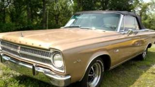 1965 Plymouth Satellite for sale in BAPTISTOWN, NJ