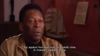 PUSKAS HUNGARY - Pelé interjú / Pelé Interwiev
