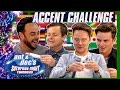 The Accent Challenge | Ant &; Dec v Jack &; Conor Maynard