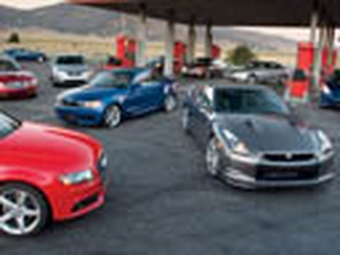 2009 Motor Trend Car Of The Year  The Judging  YouTube